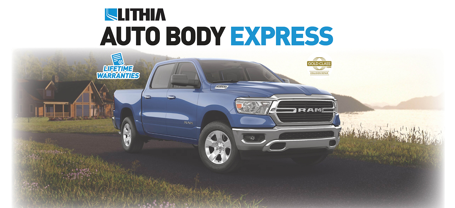 LithiaAutoBodyExpressAnchorage